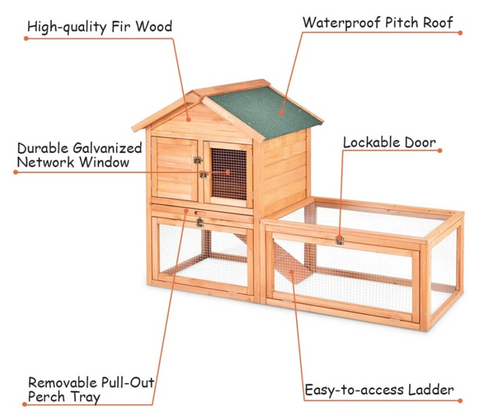 best cheap chicken coop