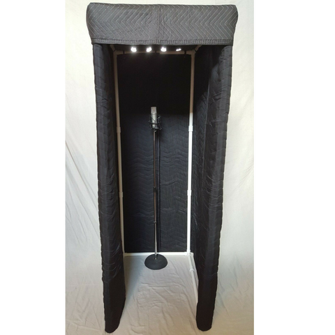 sound absorbing booth
