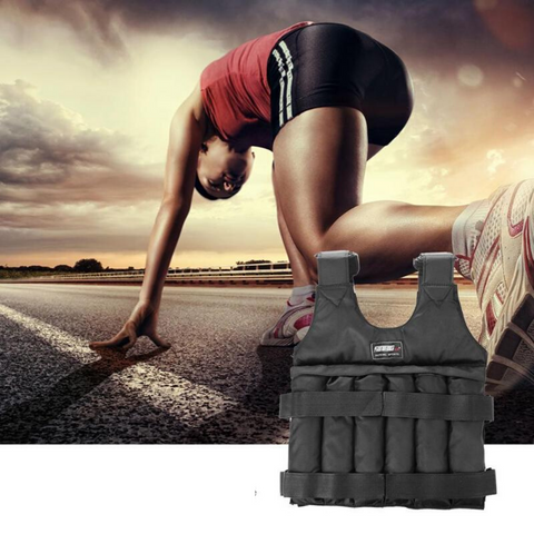 Workout Weighted Running Vest