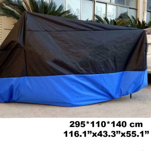 motorcycle cover tent