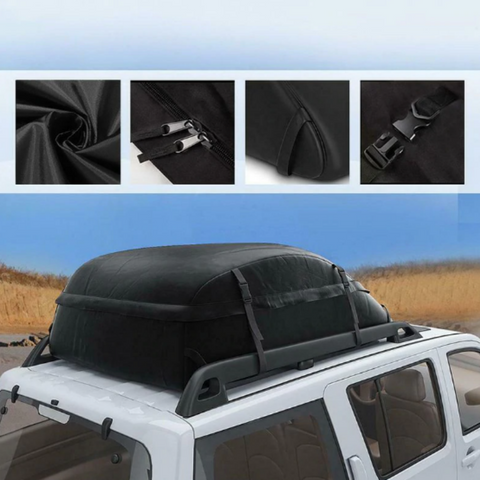 best rooftop cargo carrier