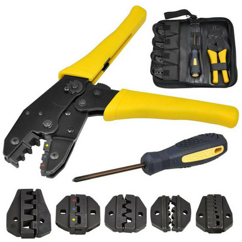 wire crimping tool