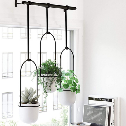 hanging flower pots