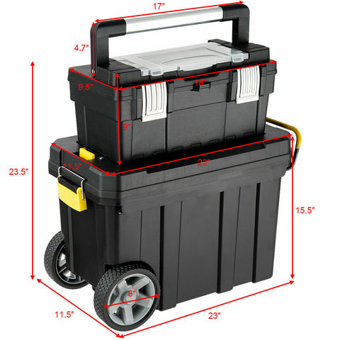 best rolling tool box