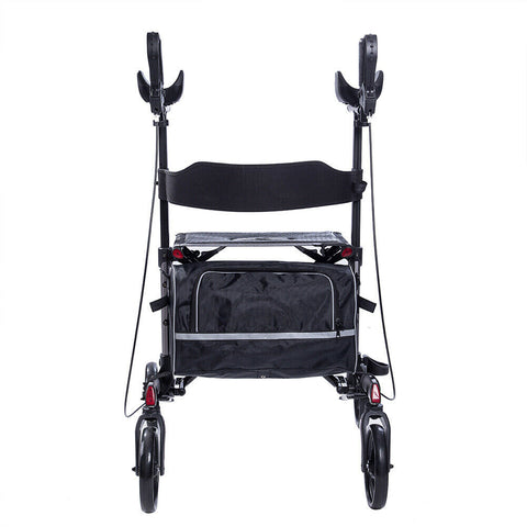 stand up high walker for seniors with seat