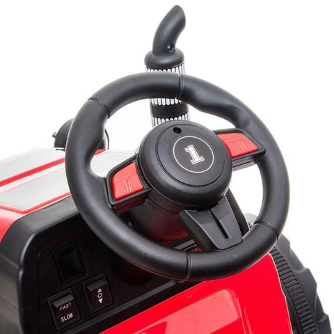 toddlers tractor toy