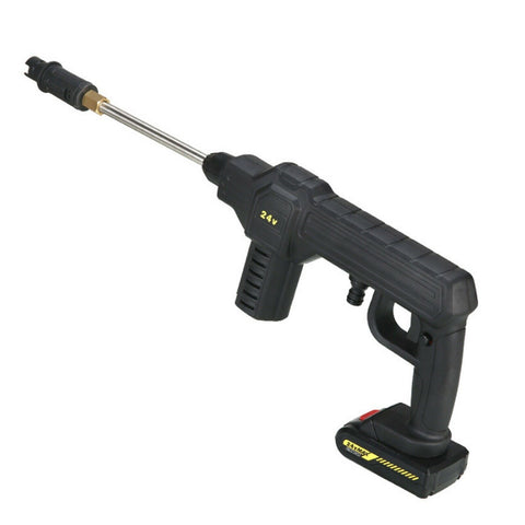 cordless power washer