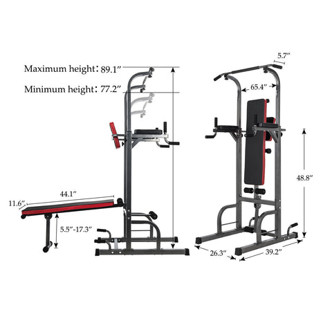 best home pull up bar