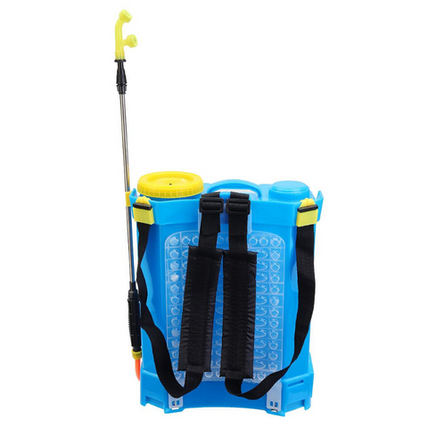 battery powered backpack sprayer