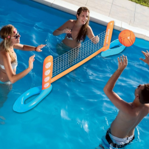 best pool volleyball net