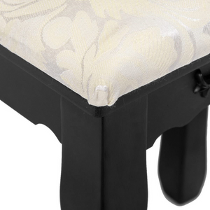 Premium Makeup Vanity Cushioned Stool