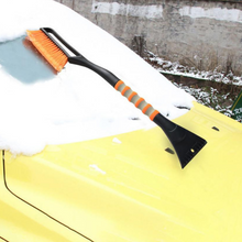 Load image into Gallery viewer, Heavy Duty Extending Car Snow Brush 26 in