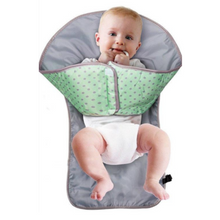 Load image into Gallery viewer, Portable Baby Diaper Changing Travel Pad | Zincera