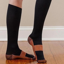 Load image into Gallery viewer, Pro Copper Compression Support Socks | Zincera