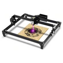 Load image into Gallery viewer, 2500mW Portable CNC Laser Wood Engraver Machine | Zincera