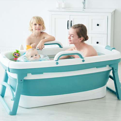 Portable Stand Alone Bathtub For Adults | Zincera