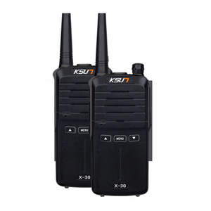 Long Range Waterproof Walkie Talkie Radio 400-470MHz | Zincera