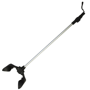 Premium Long Reach Wide Mouth Hand Reacher Grabber Tool | Zincera