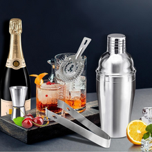 Load image into Gallery viewer, All In One Cocktail Shaker Bartender Kit 10 pcs | Zincera