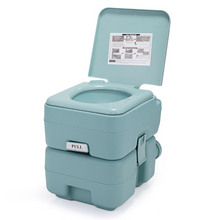 Load image into Gallery viewer, Portable Outdoor Camping Potty Toilet 20L | Zincera