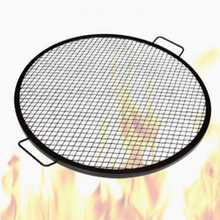 Load image into Gallery viewer, Outdoor Round Fire Pit Cooking Grill Grate | Zincera