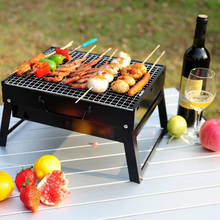 Load image into Gallery viewer, Premium Portable Small Tabletop Charcoal Grill | Zincera