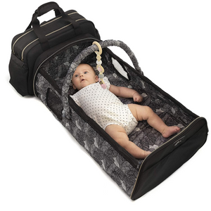 Portable Baby Travel Folding Sleeper Bassinet | Zincera