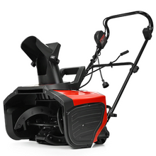 Load image into Gallery viewer, Heavy Duty Small Electric Snow Blower 15 Amp | Zincera