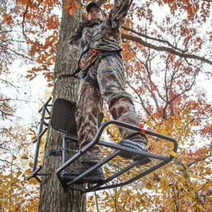 Climbing Hang On Tree Deer Stand | Zincera