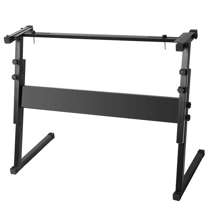 Portable Z-Style On Stage Piano Keyboard Stand | Zincera
