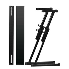 Load image into Gallery viewer, Portable Z-Style On Stage Piano Keyboard Stand | Zincera