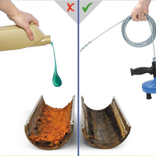 Load image into Gallery viewer, Long Plumbing Drain Cleaner Toilet Auger Snake 25FT | Zincera
