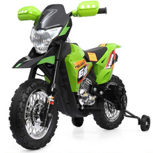 Load image into Gallery viewer, Kids 6V Battery Powered Electric Riding Mini Dirt Bike | Zincera