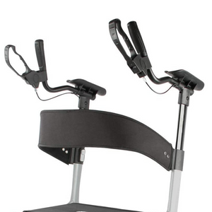 Heavy Duty Standing Upright Walker With Seat