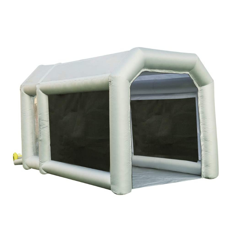 Portable Inflatable Blow Up Paint Spray Booth
