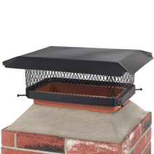 Load image into Gallery viewer, Premium Fireplace Chimney Rain Cover Crown Cap