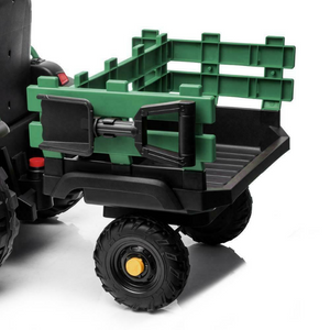 Premium Kids Electric Ride On Tractor Toy 12V