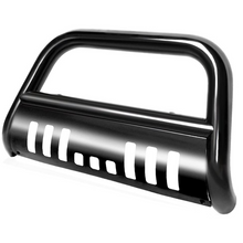 Load image into Gallery viewer, Heavy Duty F150 Front Bumper Grille Push Bar Guard