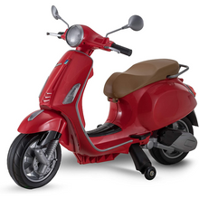 Load image into Gallery viewer, Kids Electric Motorised Ride On Scooty 6V