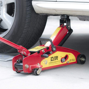 Heavy Duty 2.5 Ton Low Profile Car Floor Lift Jack