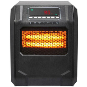 Portable Personal Electric Large Room Space Heater 1500W