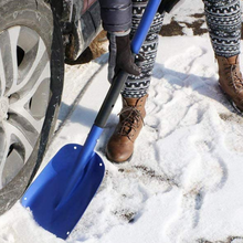 Load image into Gallery viewer, Heavy Duty Ergonomic Snow Plow Shovel