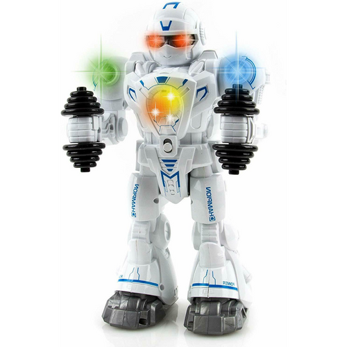 Kids Smart LED Dancing And Walking Robot Toy