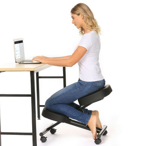 Premium Ergonomic Kneeling Office Desk Chair