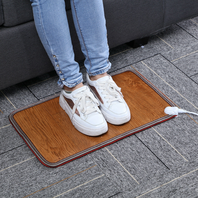 Large Electric Heating Foot Warmer Pad
