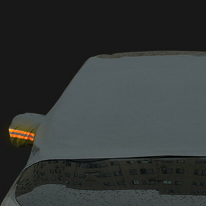 Heavy Duty Car Snow And Ice Windshield Cover