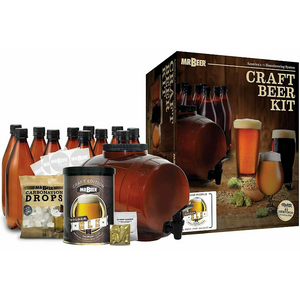 Ultimate Home Beer Brewing Starter Kit