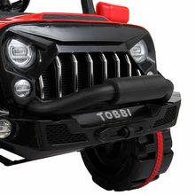Load image into Gallery viewer, Heavy Duty Kids Electric Motorized Ride On Jeep 12V