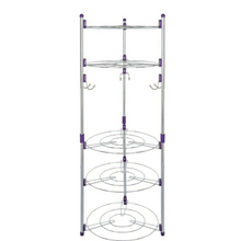 Load image into Gallery viewer, Large 5 Tier Pots And Pans Storage Organizer Rack