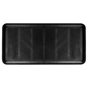 Premium Large Rubber Boot And Shoe Mat Tray